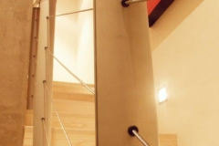Solid Ash Stairs2
