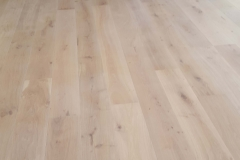 Truewood Unfinished with Markant Oil