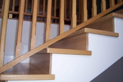 Solid oak Stairs1