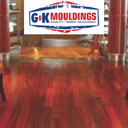 Eurofloors Solid Wood G&K Mouldings